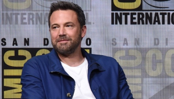 Ben Affleck at San Diego Comic Con