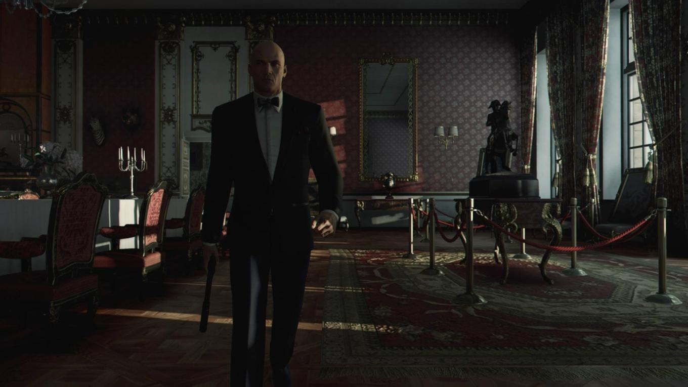 Hitman game image