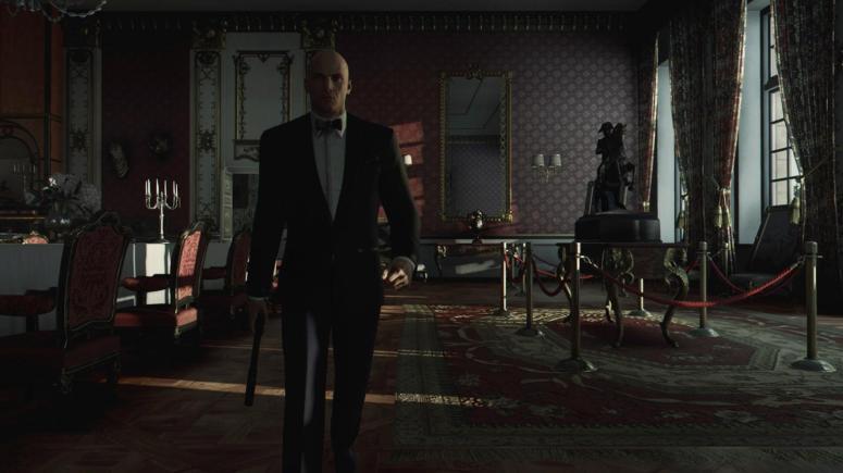 Hitman game image