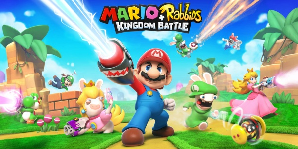 Mario + Rabbits Kingdom Battle