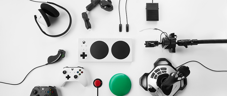 Xbox Adaptive Controller Image