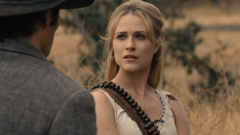 Evan Rachel-Wood as Dolores in Westworld season two