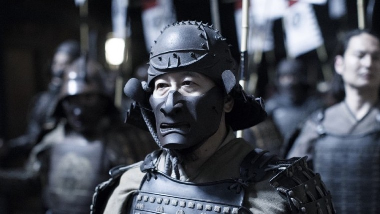 Samurai Warriors Shogun World in Westworld