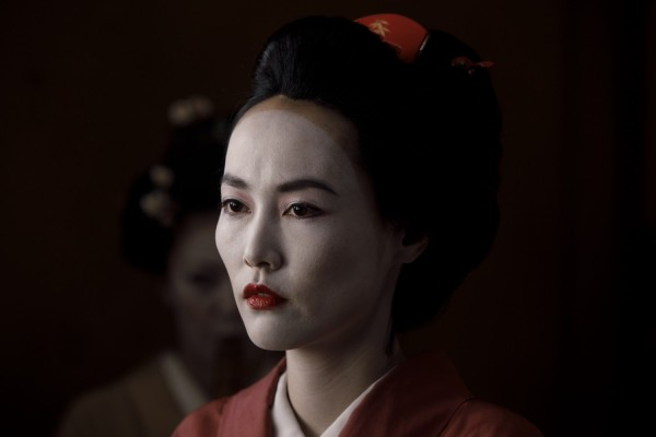 Rinko Kikuchi as Akane in Shogun World, Westworld